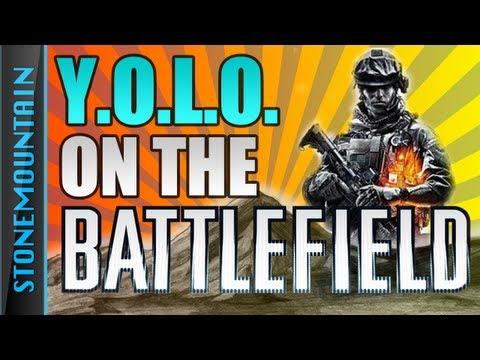 "BEST BF3 PLAYER EVER ""YOLO On The Battlefield"" [10] ""Best Battlefield 3 Video"""
