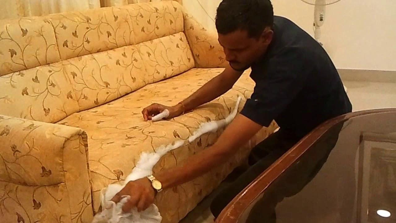 Awesome Shampoo Cleaning Of Sofa/Upholstery   Www.mysofacleaner.com