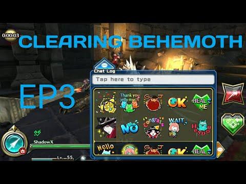 CLEARING BEHEMOTH. EP3