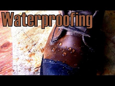 Homemade Waterproofing for Boots- Easy & Natural
