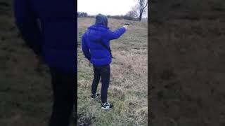 Сигнальный пистолет Ekol Major 9mm