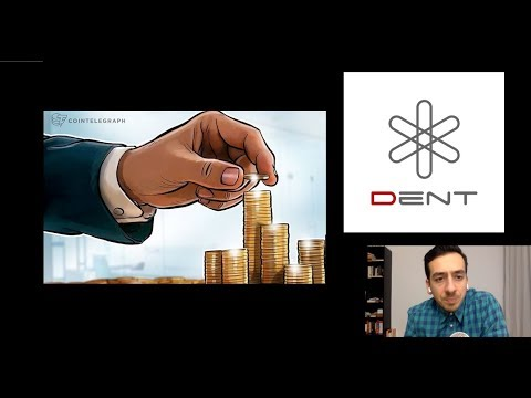 Banks + Cryptocurrencies? Chinese Ban on ICO/Crypto? Dent (DENT) jumping 30%