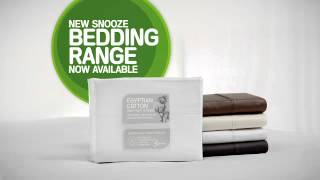 Snooze Bedmatch Tvc Valid Until 22nd May, 2013