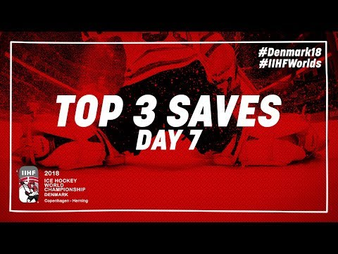 Top Saves - May 10 2018 - #IIHFWorlds 2018 - 동영상