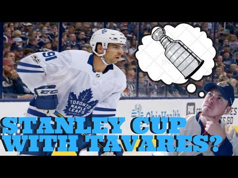 DOES TORONTO WIN THE CUP WITH TAVARES? | NHL 18