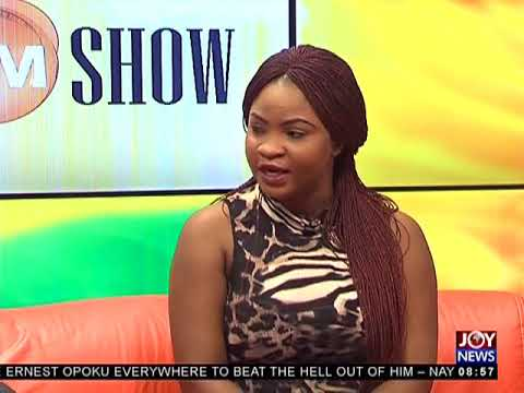 State Of Ghana's Movie Industry - AM Showbiz on JoyNews (16-5-18)