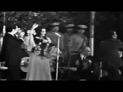 Samira Tawfik - Ya Ayn Mulayiitayn - Live