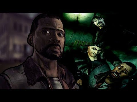 MY GHETTO SENSES KNEW THE BROTHERS WASNT RIGHT! WALKING DEAD GAMEPLAY #4 [SEASON 1 EPISODE 2 ENDING]