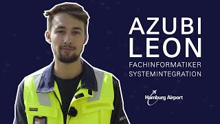 Fachinformatiker Systemintegration (m/w/d) - Ausbildung am Hamburg Airport