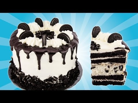 Oreo Cake Recipe from Cookies Cupcakes and...