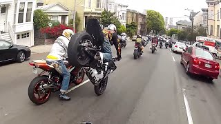 Riders Are Awesome 2016 (Stunt Bikes Version)