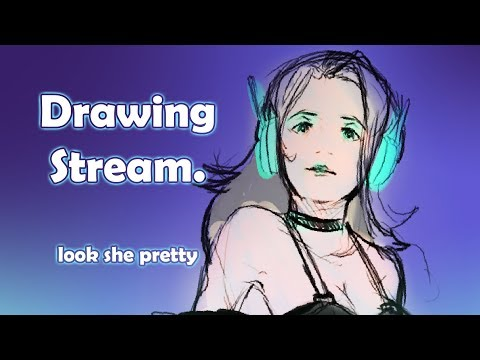 Drawing shizz! With friends, PMSeymour and TheDragonhat
