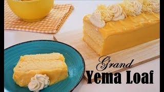 Grand Yema Loaf Cake   No Bake   Savor Easy