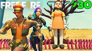 Free Fire หนังสั้น ยอดนักซิ่ง แข่งSquid Game ชิงเงิน1,000 ล้านบาท! EP30