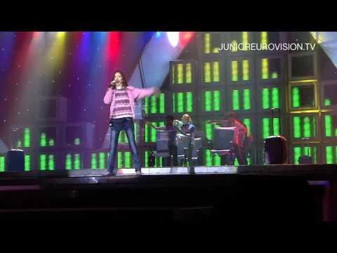 Dalita - Welcome To Armenia (Armenia) - 2nd Rehearsal Junior Eurovision Song Contest 2011 Yerevan