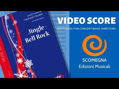 JINGLE-BELL ROCK - J.  Beal, J.  Boothe / arr.  Donald Furlano