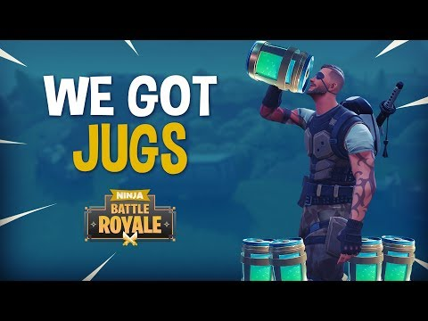 We Got Jugs!! - Fortnite Battle Royale Gameplay - Ninja thumbnail