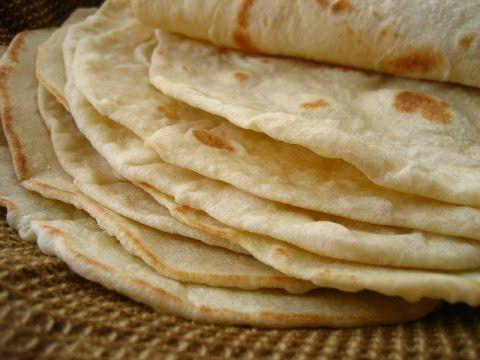 como hacer tortitas de harina