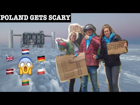 A 3000KM HITCHHIKE | UK TO LATVIA | NINE DAYS AND 17 FREE RIDES