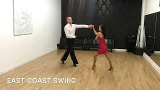 East Coast Swing dance lessons - Dance Studio NS DANCING