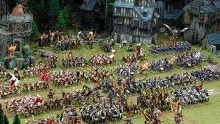 How to choose a Warhammer Fantasy Army
