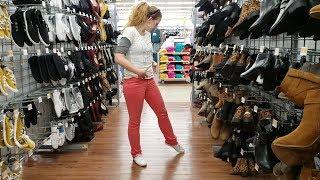 Lets go shoe shopping