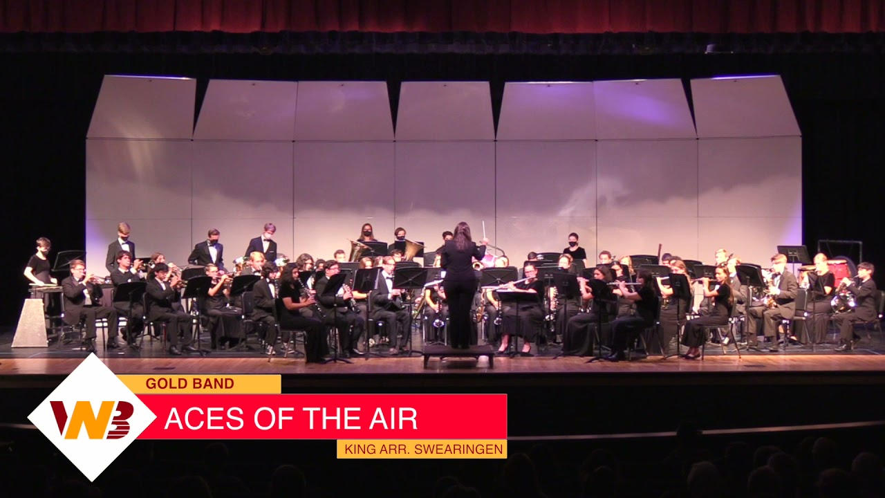 WNHS Band October 2021 Concert