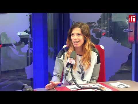 RFI Convida Camila Costa