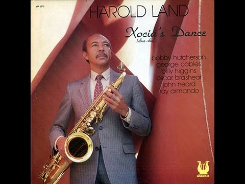 Harold Land - Xocia's Dance (Full Album)