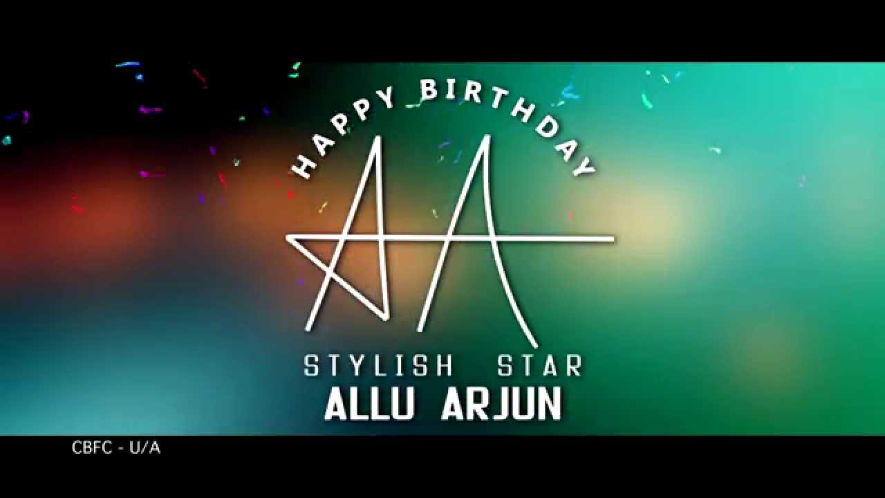 allu arjun birth day special s o satyamurty music bit 10sec