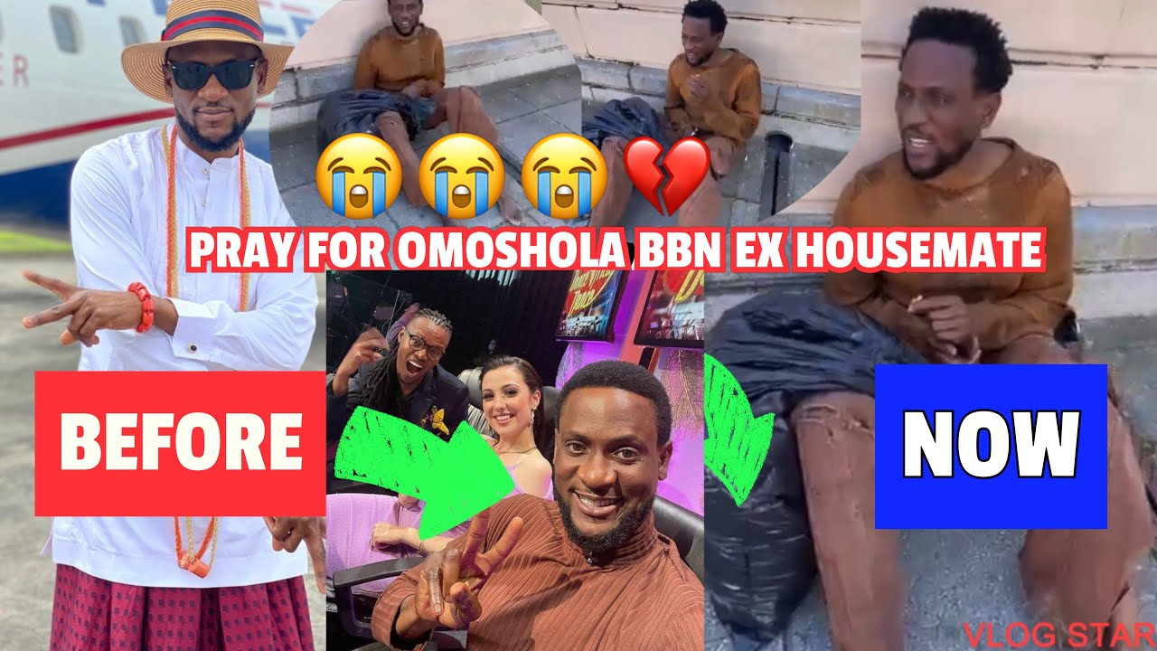 """Download 💔DO YOU REMEMBER """"OMASHOLA"""" FROM BBN PEPPER DEM? SEE WHAT HAPPENED TO HIM"""