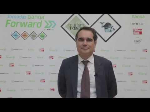 Jornada Forward Turismo Palma de Mallorca - Entrevista Onofre Pascual