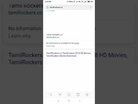 Tamilrockers.co Easy Way To Download New Tamil Movies