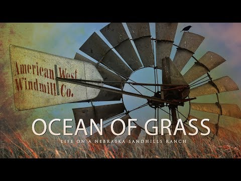 OCEAN OF GRASS OFFICIAL FILM TRAILER 2017
