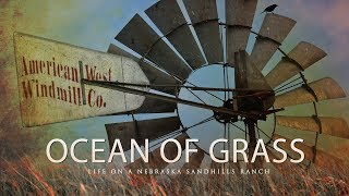 OCEAN OF GRASS OFFICIAL FILM TRAILER 2017