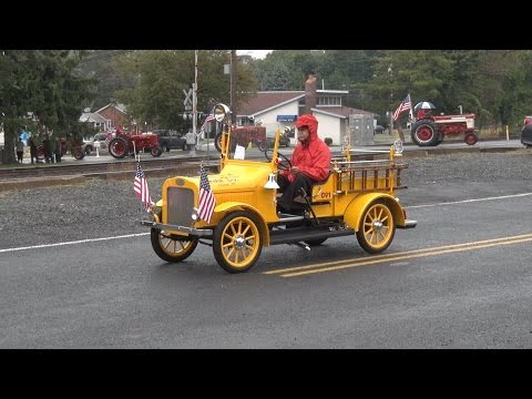 Alburtis, Pennsylvania FD & PD 100th Anniversary Parade