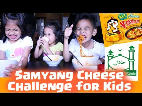 SAMYANG CHEESE CHALLENGE INDONESIA  TheRempongs