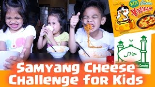 Download Video SAMYANG CHEESE CHALLENGE INDONESIA | TheRempongsHD MP3 3GP MP4