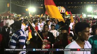 Opposition party wins Guyanese elections