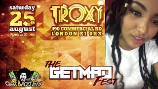Shenseea in LIVE and direct at this summer in London ! The Get Mad Fest 2018