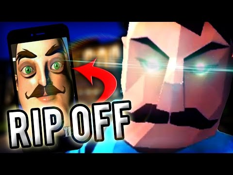 5 More Hello Neighbor RIP-OFF GAMES [...One Is ACTUALLY GOOD?!😱]