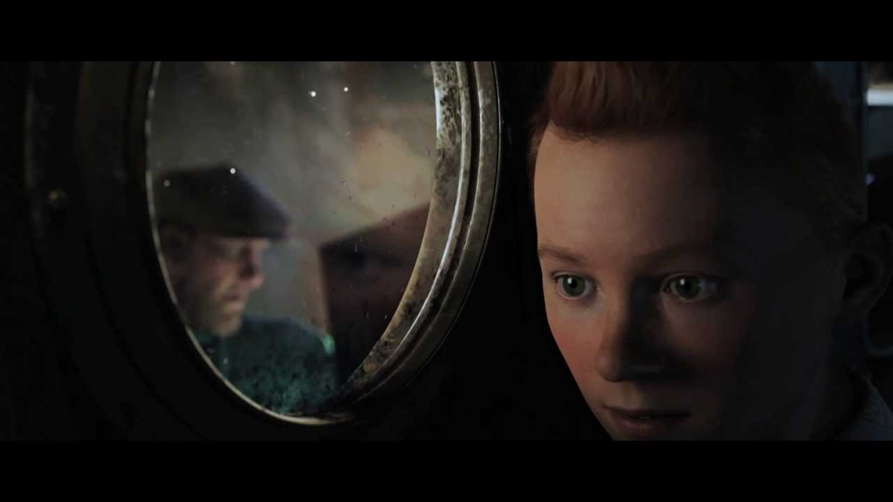 The Adventures Of Tintin: Secret Of The Unicorn - Official® Teaser [HD]