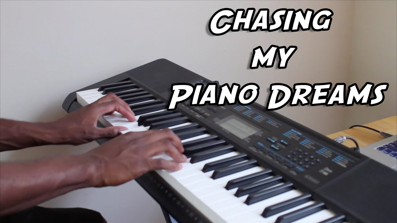 Day 1 on Piano- Playground Sessions