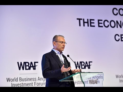 WBAF 2018 Key Note Speech: Transitioning From CEO to Angel Investor