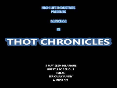 THOT CHRONICLES THE DVD