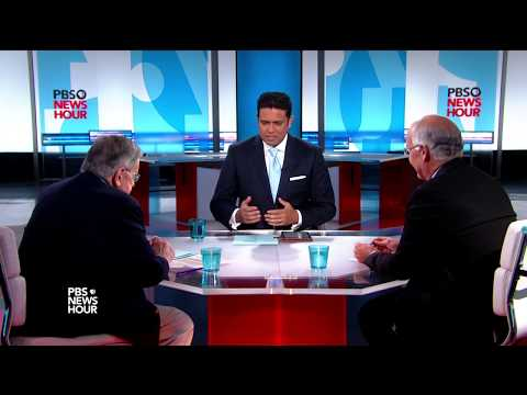 Shields and Brooks on sexual misconduct in politics, Republican tax goals