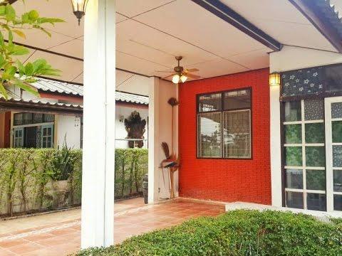 บ้านเช่าราคาถูก สุขุมวิท101 บ้านน่าอยู่เฟอร์ครบ ใกล้BTS ปุณวิถี คลิป 3/4