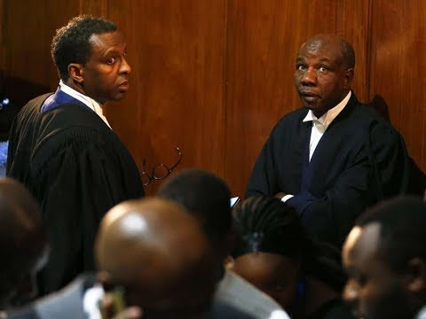 Chief Justice Maraga asks Lawyer Fred Ngatia some crucial and tricky questions