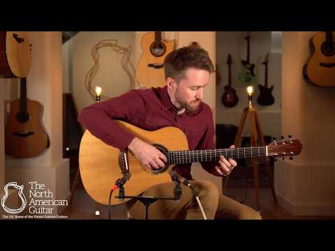 TNAG Session: Will McNicol Playing An Ervin Somogyi Studio Model Acoustic Guitar
