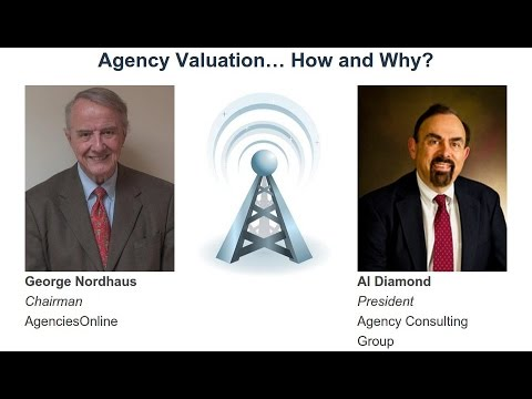 Monday Morning: Agency Valuation…How and Why?